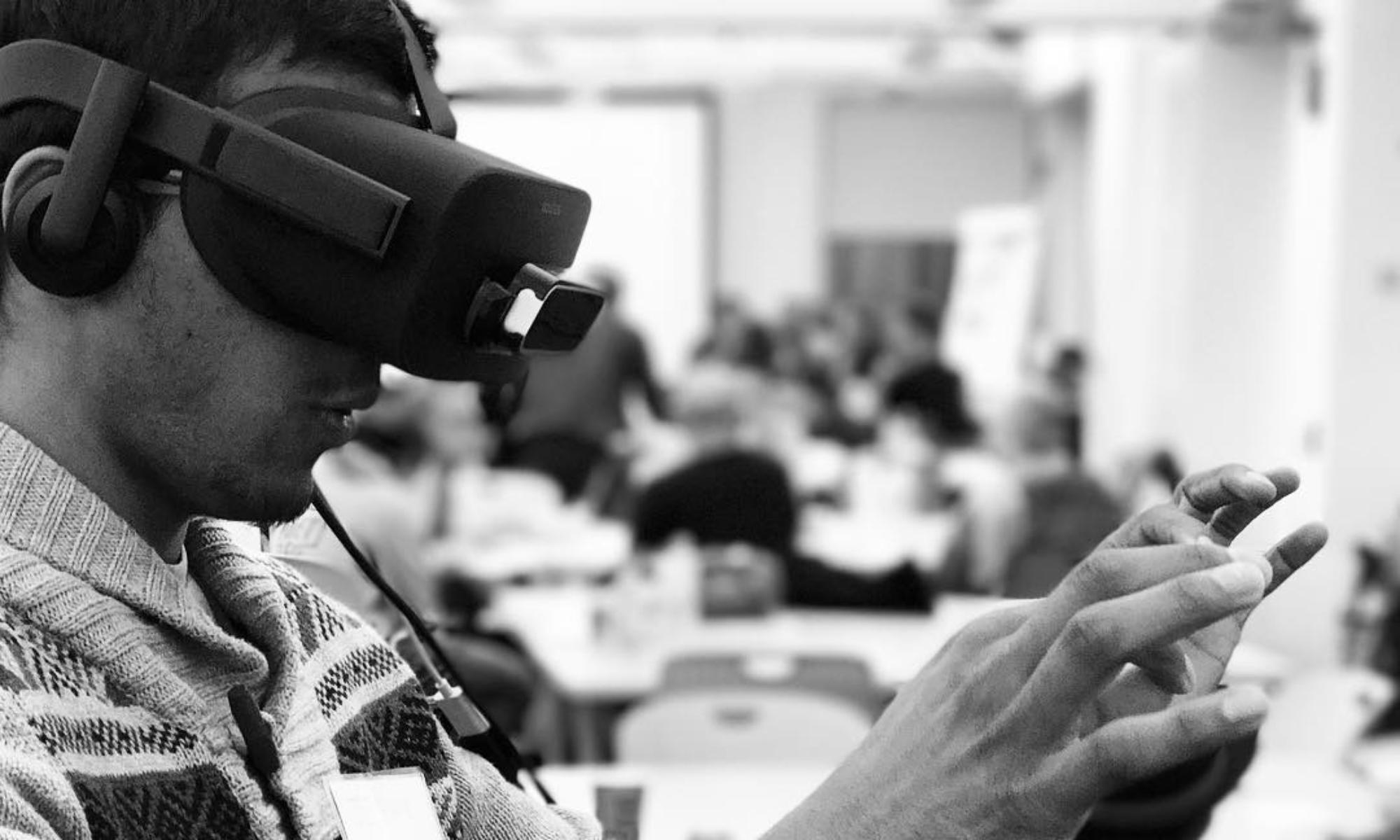 VR, AR, SR, MR, HR, all the Realities